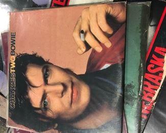 David Bowie albums