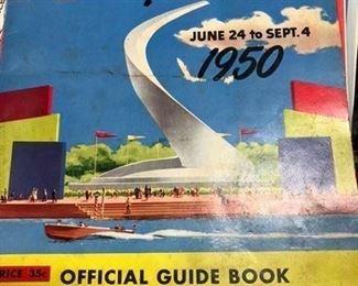 guide book chicago fair