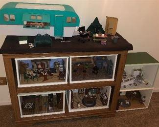 dollhouse scenes