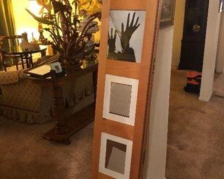 picture frame room divider