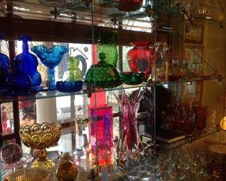 Vintage Glassware !