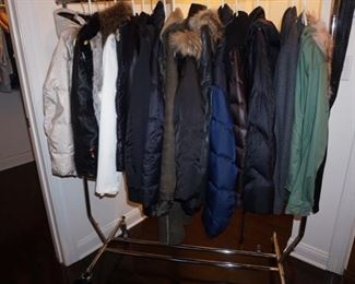 WOMAN'S COATS INCLUDING BURBERRY