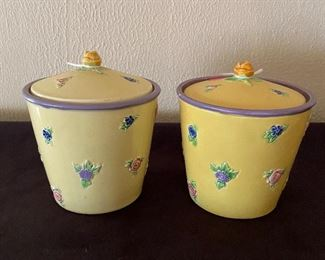 """Erphila"" Art Pottery. Made in Czechoslovakia"