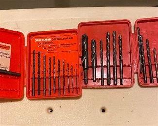 Craftsman drill sets