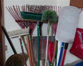 Misc outdoor tools