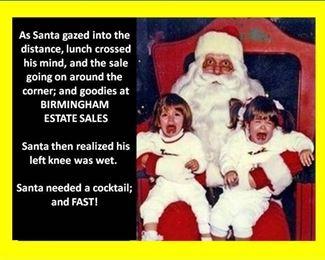 BES santa wet knee