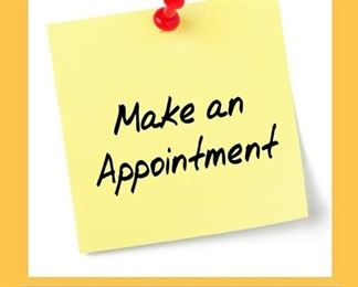 make an appt with kimy