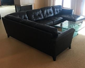 Sectional in excellent condition .