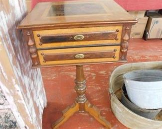 Old Sewing Stand