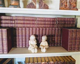 51 book set Harvard classics
