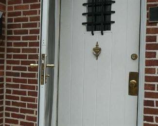 """Wood Front Door 36"""" X 80"""" $50.00"""