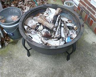 Fire pit $10.00