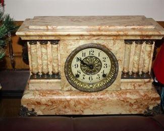 Antique clock (Seth Thomas)