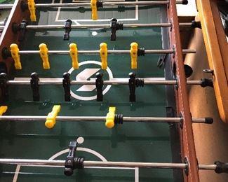 Foos ball table (Sportcraft)