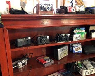 Collection cameras