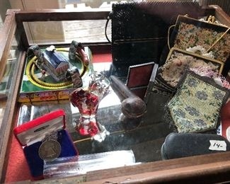 Loads of treasures
