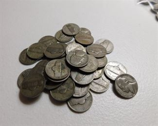 Silver Jefferson Nickels