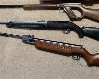 VINTAGE AIR BB RIFLES