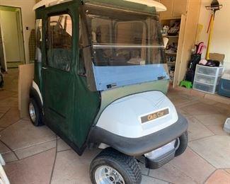2007 Electric Club Car