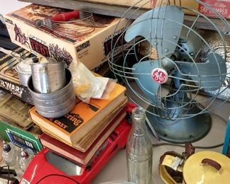 Lots Of Vintage Items