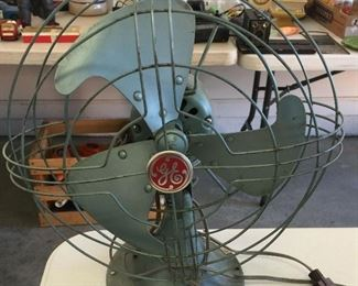 Antique GE Fan