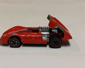 Vintage Red Line Hot Wheels