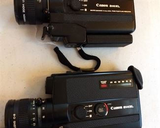 Super 8 Movie Cameras