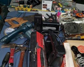 Tools & Home Repair Work Shop