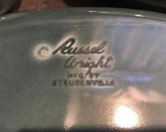 Russel Wright Pottery . Rare Color.