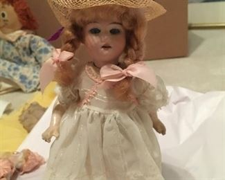 Antique Doll.