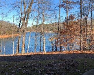 Beautiful Lake Hartwell