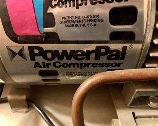 PowerPal Air Compressor; USA
