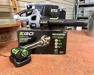 EGO Cordless Power Blower