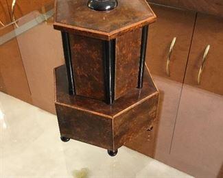 Antique Cigarette mechanical music box. Excellent Cond.