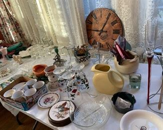 MORE GREAT GLASS AND CHINA