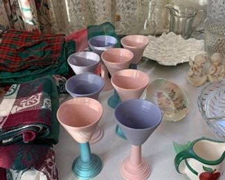 POTTERY CUPS