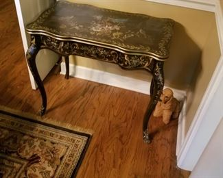 Desk with drawer $145
