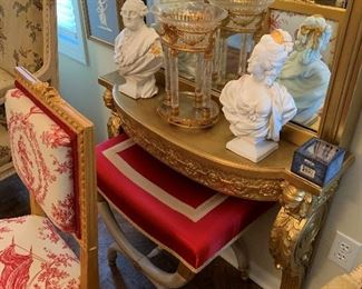 Louis XVI Style Furntiure