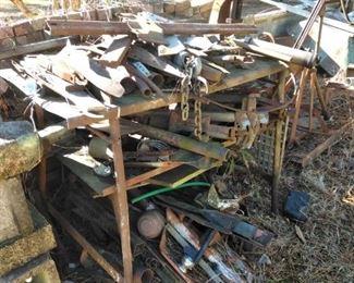 More scrap iron