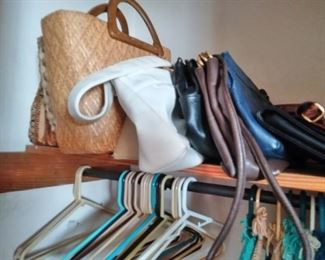 Purses Brands such as Fossil and Liz Claiborne