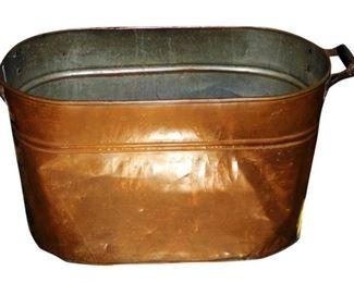 5. Copper Bucket