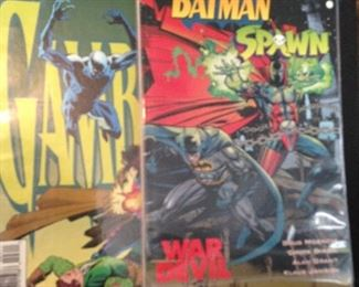 Good comic book collection