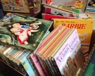 Loads of children's books