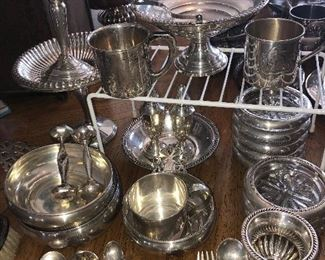Several pieces of sterling