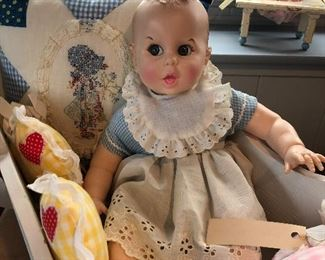 Gerber Products doll (pristine)