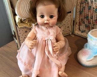 Madame Alexander baby doll (vintage)