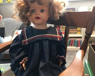 Antique doll (IDEAL)