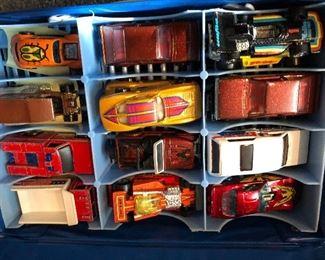 Sampling of the cars