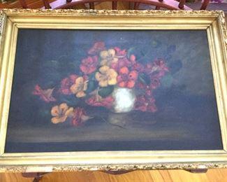 Original painting - florals