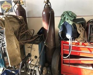 Welding equipment